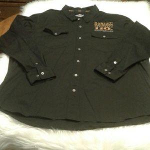 Men's 3xl Harley Davidson shirt $ 59.00 # 808